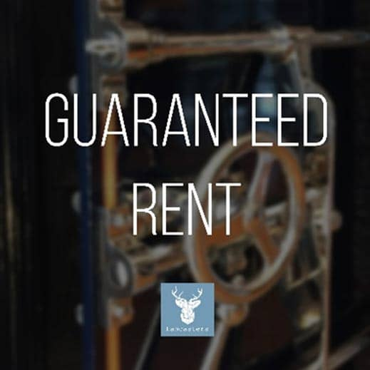 Guaranteed Rent